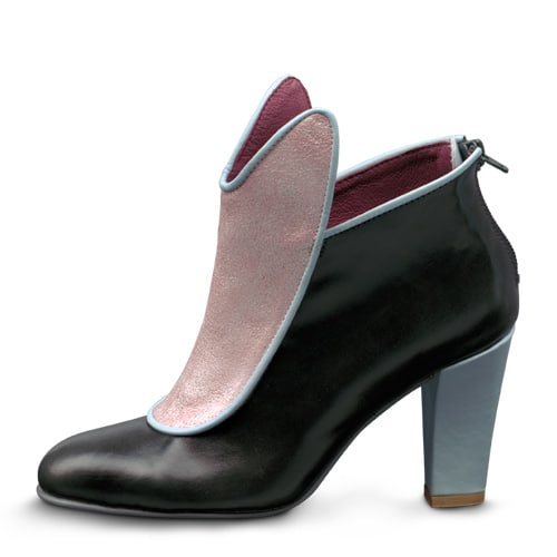 מגפונים לנשים, נעליים יפות - נעליים און ליין נעלי נשים מיקה דרימר