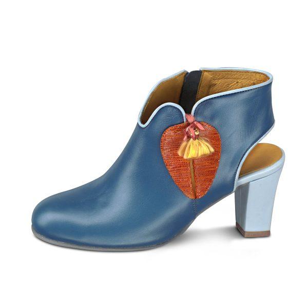 יגפונים לנשים בעיצוב מיוחד וחדשני, נעלי עקב, נעלי ערב, נעליים אלגנטיות לנשים - נעליים אונליין, נעלי נשים מיקה דרימר