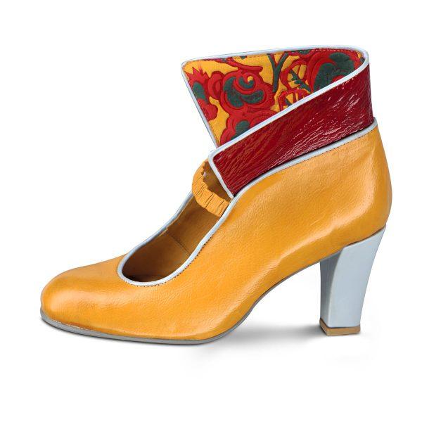 מגפון לנשים קולקציית חורף 2017 בגוונים ייחודים ובנוחות בלתי מתפשרת - נעליים אונליין, נעלי נשים מיקה דרימר