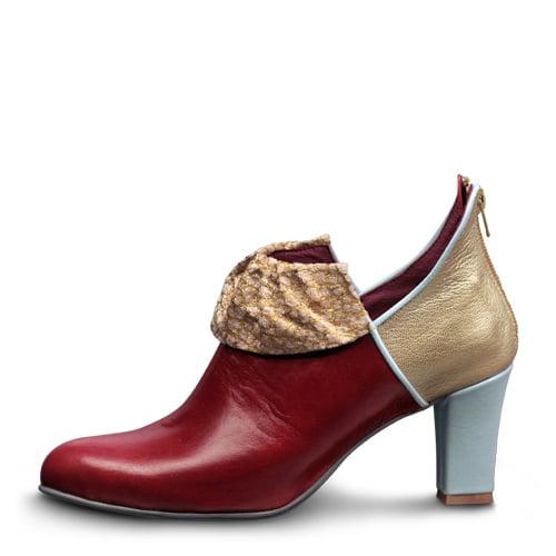 מגפונים לנשים קולקציית חורף 2017 דגם Umbrella - - נעליים אונליין, נעלי נשים מיקה דרימר
