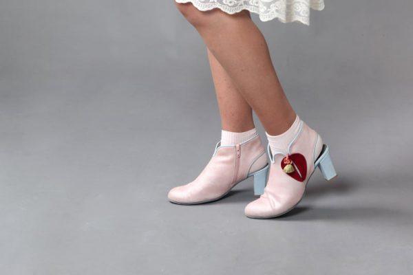 נעלי עקב נוחות נעלי מותגים - נעליים אונליין, נעלי נשים מיקה דרימר