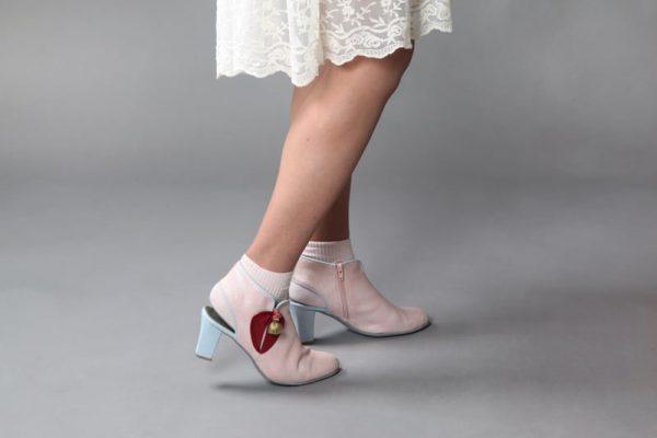 נעלי עקב נוחות מותגי נעליים - נעליים אונליין, נעלי נשים מיקה דרימר