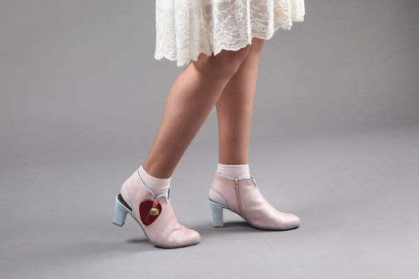 נעלי עקב נוחות נעליים יפות - נעליים אונליין, נעלי נשים מיקה דרימר