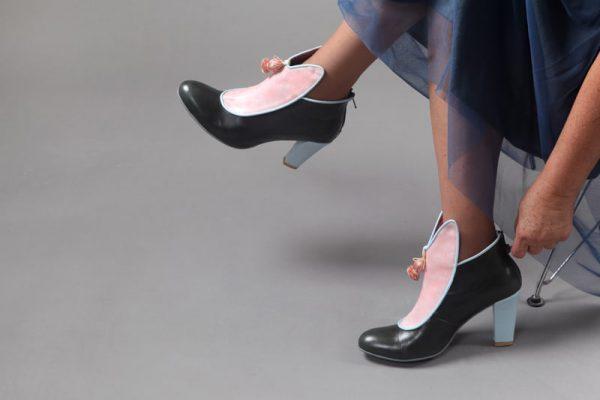 מגפון מותגי נעליים לנשים - נעליים אונליין, נעלי נשים מיקה דרימר