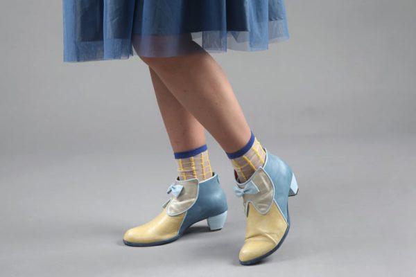 מגפון נעלי נשים נוחות - נעליים אונליין, נעלי נשים מיקה דרימר