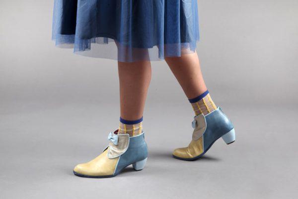מגפון נעלי אופנה נשים - נעליים אונליין, נעלי נשים מיקה דרימר