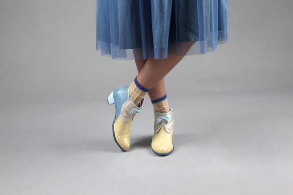 מגפון נעלי נשים מותגים - נעליים אונליין, נעלי נשים מיקה דרימר