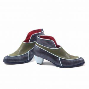 מגפון אפנתי לנשים - נעלי נשים מיקה דרימר