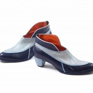 נעלי עקב נוחות דגם המפל - נעליים אונליין, נעלי נשים מיקה דרימר