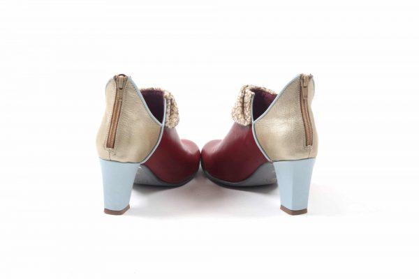 מגפון מגפי נשים - נעליים אונליין, נעלי נשים מיקה דרימר