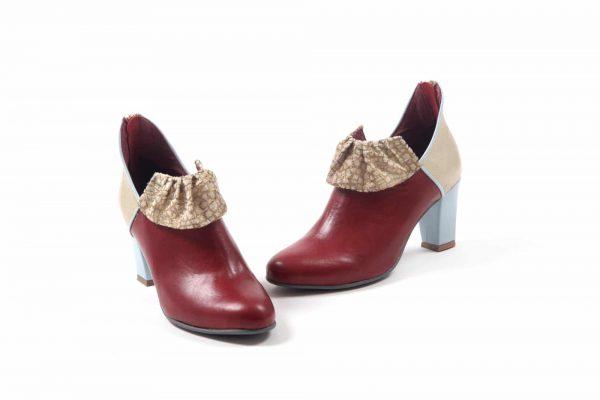 מגפון דגם מטריה - נעליים אונליין, נעלי נשים מיקה דרימר