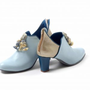מגפון מגפיים לנשים - נעליים אונליין, נעלי נשים מיקה דרימר