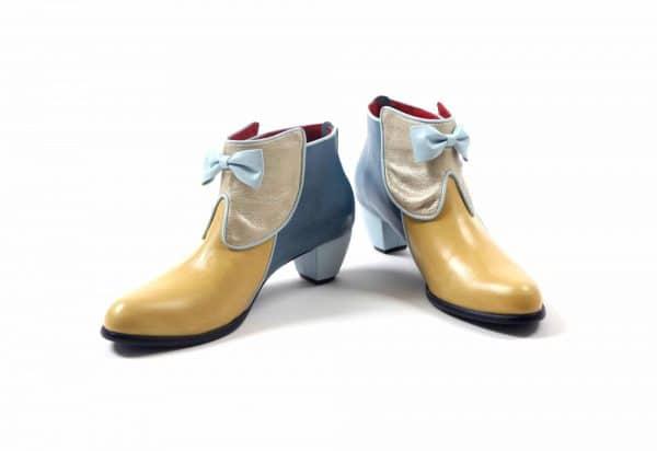 מגפון דגם אמנון ותמר א' - נעליים אונליין, נעלי נשים מיקה דרימר