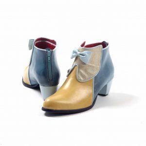 מגפון מגפונים לנשים - נעליים אונליין, נעלי נשים מיקה דרימר