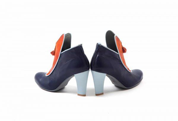 מגפון מגפוני נשים - נעליים אונליין, נעלי נשים מיקה דרימר