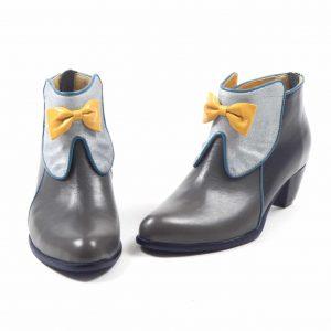 מגפון דגם אמנון ותמר ב' - נעליים אונליין, נעלי נשים מיקה דרימר