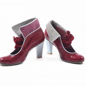 נעלי עקב דגם פפיטה - נעליים אונליין, נעלי נשים מיקה דרימר
