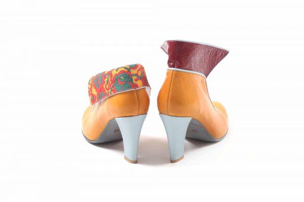נעלי עקב גבוהות - נעליים אונליין, נעלי נשים מיקה דרימר