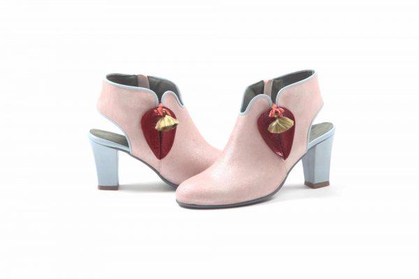 נעלי עקב נוחות נעלי אופנה - נעליים אונליין, נעלי נשים מיקה דרימר