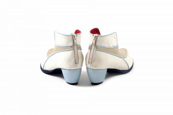נעלי עקב נוחות דגם השלג - נעליים אונליין, נעלי נשים מיקה דרימר