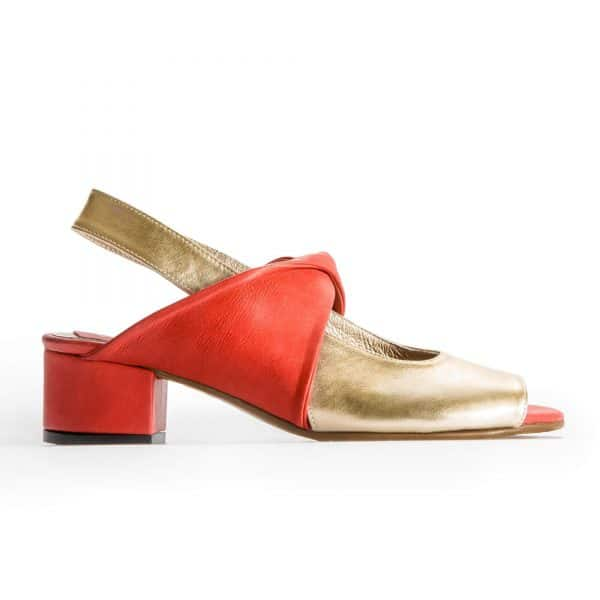 סנדלים לנשים דגם a special day - נעליים אונליין, נעלי נשים מיקה דרימר