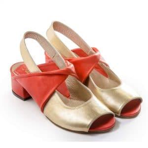 סנדלים נוחות לנשים - נעליים אונליין, נעלי נשים מיקה דרימר