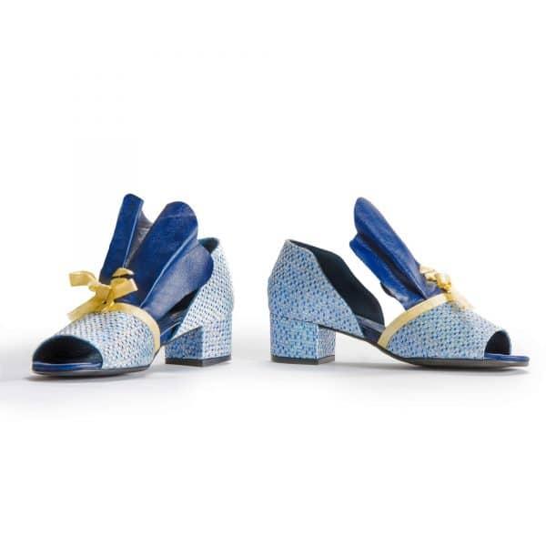 סנדלי נשים שטוחות- נעליים אונליין, נעלי נשים מיקה דרימר