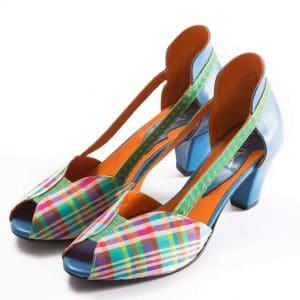 סנדלים לנשים, סנדלי עקב מיוחדות - נעליים אונליין, נעלי נשים מיקה דרימר