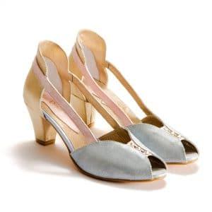 נעלי עקב מיוחדות - נעליים אונליין, נעלי נשים מיקה דרימר