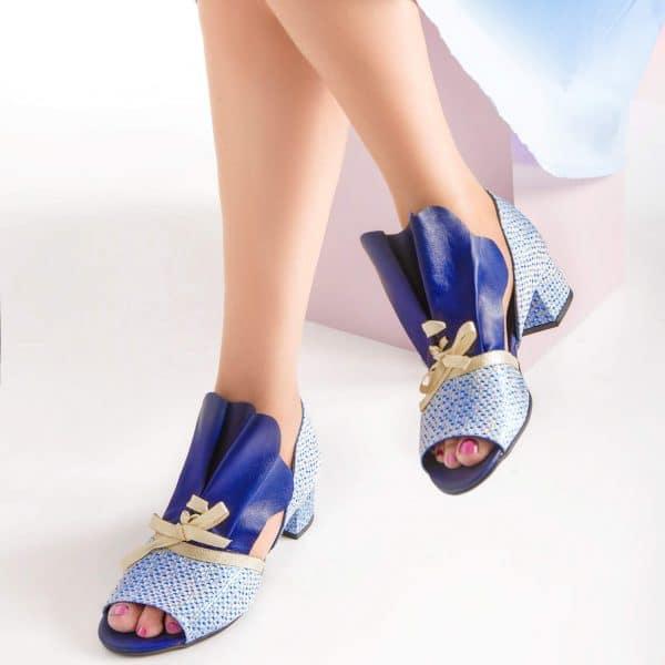 נעלי ערב בעיצוב ייחודי - נעליים אונליין, נעלי נשים מיקה דרימר