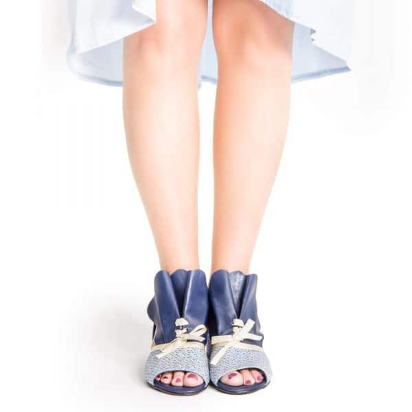 נעלי ערב מעוצבות ויוקרתיות - נעליים אונליין, נעלי נשים מיקה דרימר
