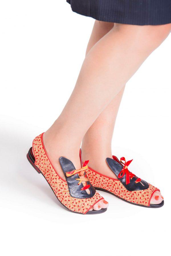 סנדלים לנשים דגם Italian - נעליים אונליין, נעלי נשים מיקה דרימר