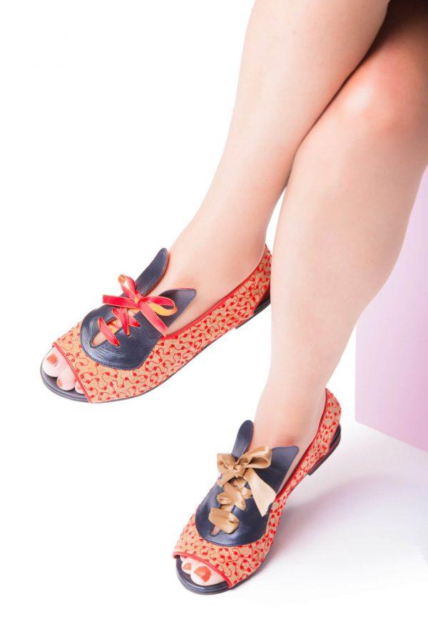 סנדלים לנשים נעלי מעצבים - נעליים אונליין, נעלי נשים מיקה דרימר