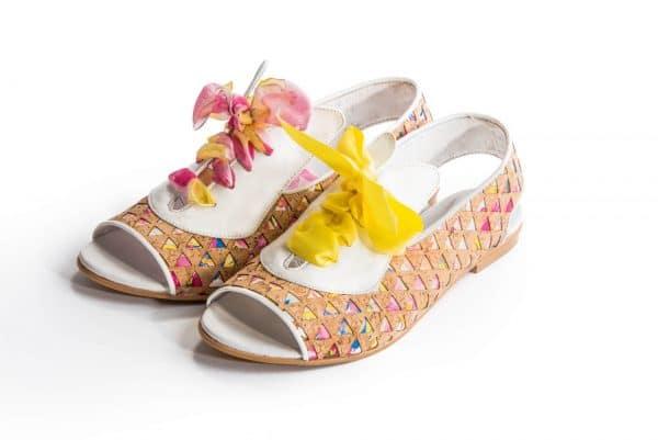 סנדלים לנשים עיצוב נעליים אישי - נעליים אונליין, נעלי נשים מיקה דרימר