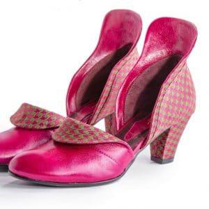 נעלי סירה דגם cherry - נעליים אונליין, נעלי נשים מיקה דרימר