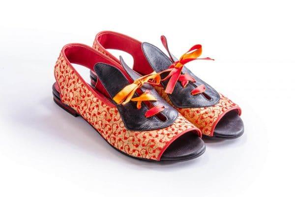 סנדלים לנשים נעלי מעצבים לנשים - נעליים אונליין, נעלי נשים מיקה דרימר