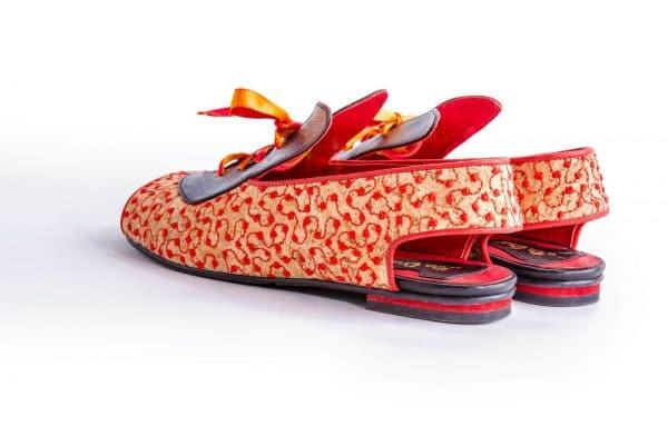 סנדלים לנשים עיצוב נעליים - נעליים אונליין, נעלי נשים מיקה דרימר