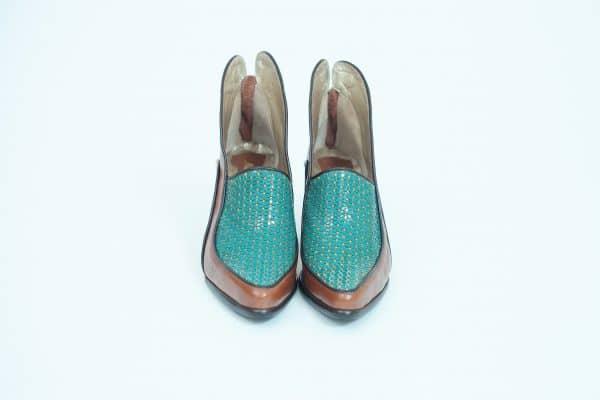 נעלי עקב נוחות בעיצוב חדיש - נעליים אונליין, נעלי נשים מיקה דרימר