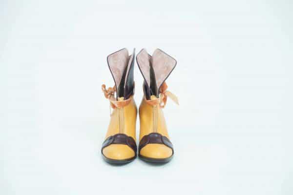 מגפוני נשים גבוהות קולקציית חורף 2018 - נעליים אונליין, נעלי נשים מיקה דרימר