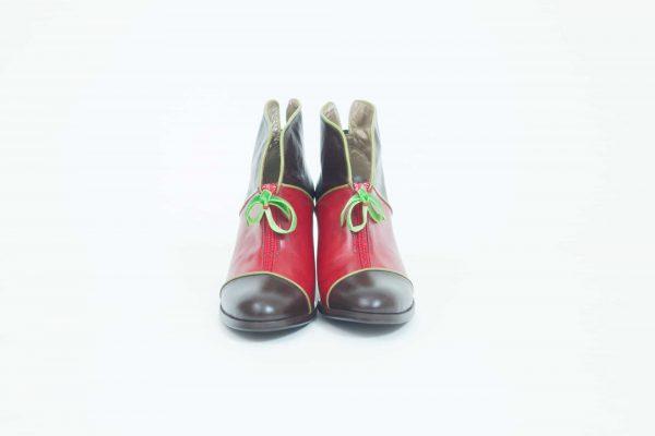 נעלי סירה הנעליים הכי נשיות - נעליים אדומות אונליין, נעלי נשים מיקה דרימר