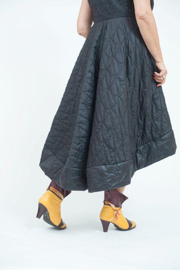 מגפי נשים, מגפונים לנשים, מגפיים 2018 - נעליים אונליין, נעלי נשים מיקה דרימר