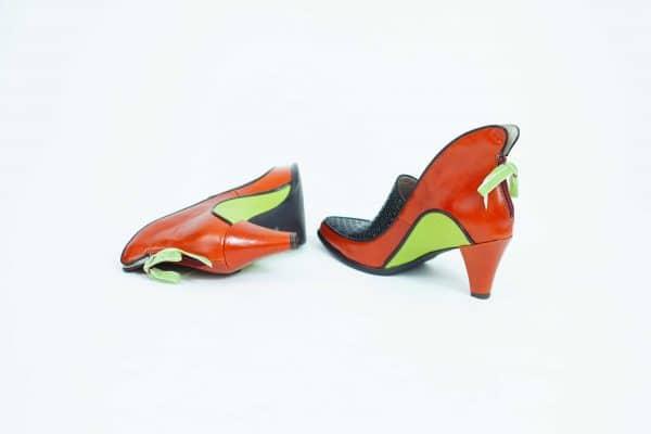 חצי מגף לנשים חורף 2018, מגפונים לנשים למכירה אונליין - נעליים אונליין, נעלי נשים מיקה דרימר