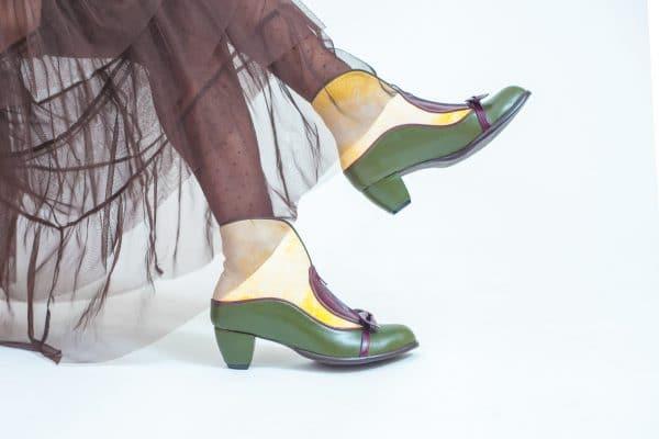 מגפונים לנשים, מגפיים לנשים חורף 2017-2018 - נעליים אונליין, נעלי נשים מיקה דרימר