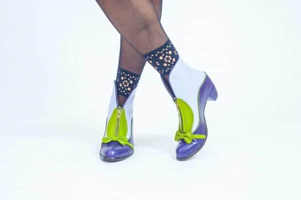מגפונים לנשים מגפיים לנשים קולקציית 2018 - נעליים אונליין, נעלי נשים מיקה דרימר